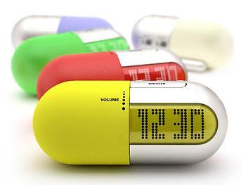 alarm pill