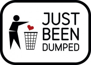 just dumped