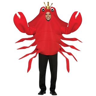 guy in crab suit for carson city personal trainer blog