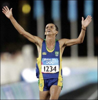 skinny runner aerobics