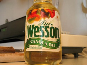canola-oil bottle