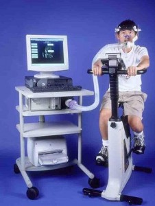 indirect calorimetry exercise bike