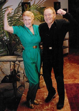 jack lalanne and wife