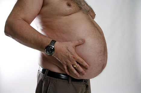 Weight Gain Belly Gif Belly fat? too much cortisol.