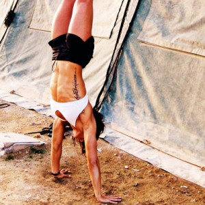 handstand exercise 1