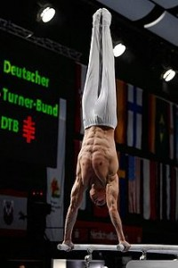 handstand exercise 2