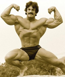 """If you are in your best possible condition and have done your posing homework, you should appear proud, confident, and happy"" - Mike Mentzer"