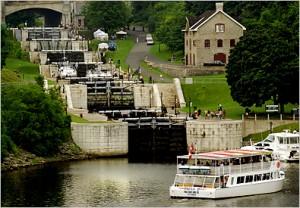 canal locks europe