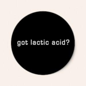 got acid