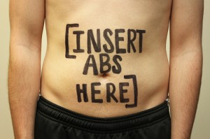 insert abs here