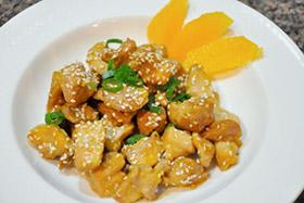 crispy orange chicken for reno personal training