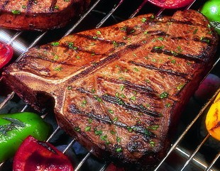 Steak T Bone http://woldfitness.com/2013/04/add-fat-to-lower-insulin-response-nope/