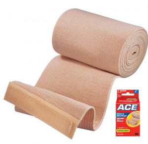 RICE ace bandage