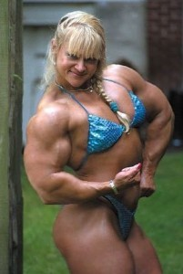 muscular-woman-flexing-arm-muscles-201x300