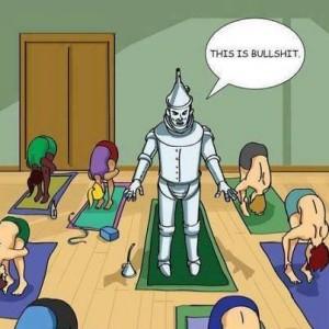 oz yoga class